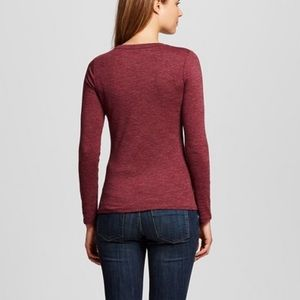 Merona Tops - Merona Long Sleeve Tee-Large